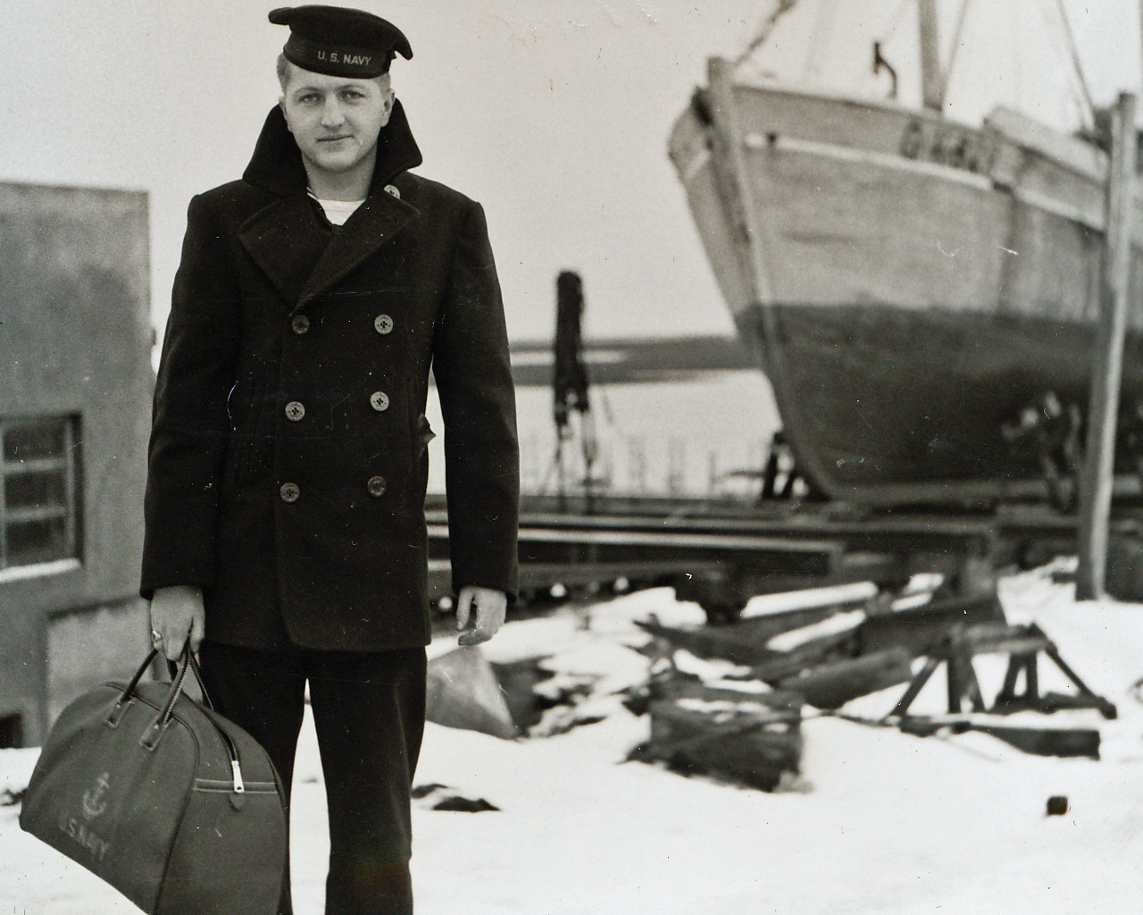 Navy Pea Coats & Other Things We Might've Lost – a 'peace' of my ...
