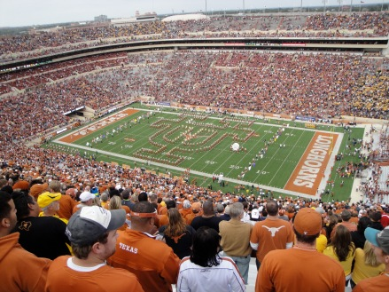 UT vs. WV football game 2012