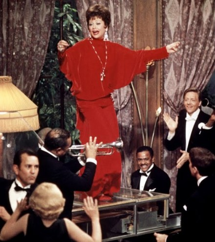 """Watch Lucille Ball's version from the movie, """"Mame."""""""