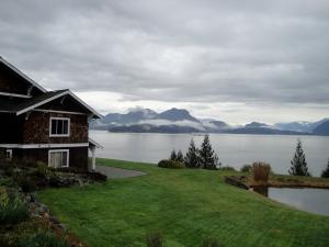 Barnabas Landing at Keat's Island, British Columbia