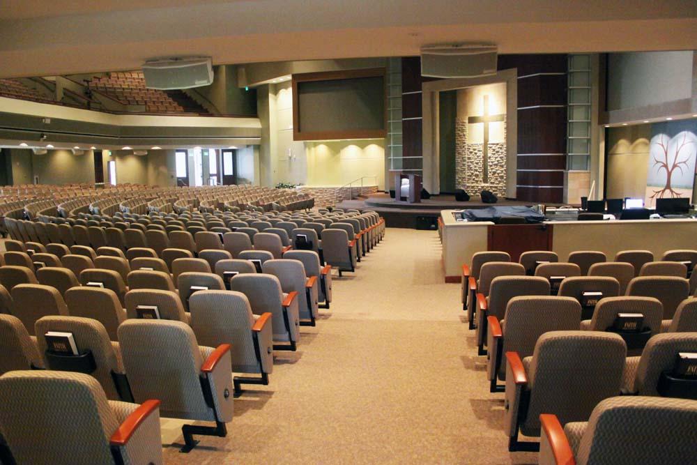HO auditorium